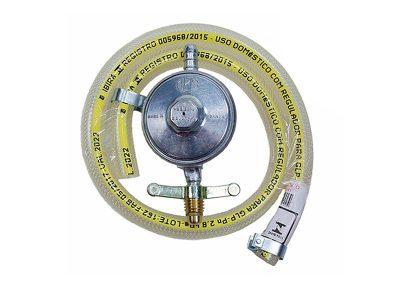 Kit Regulador de Gás