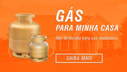 gás para minha casa