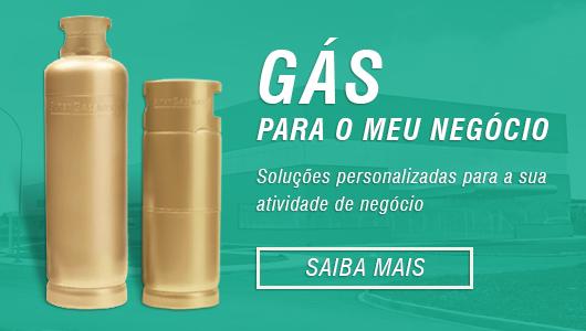 gás para o meu negócio