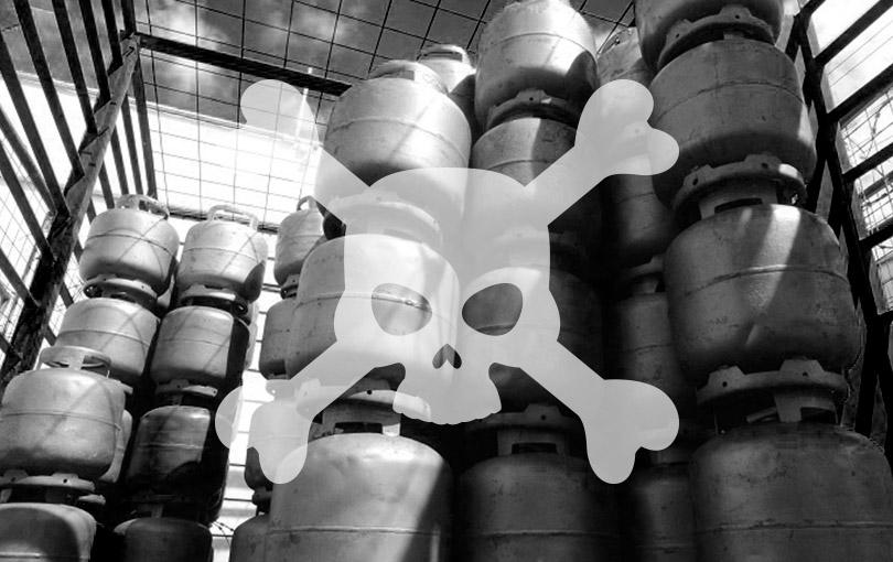 Como Verificar Se o Gás é Pirata?