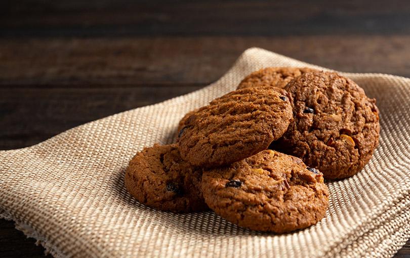 recita de cookies de especiarias