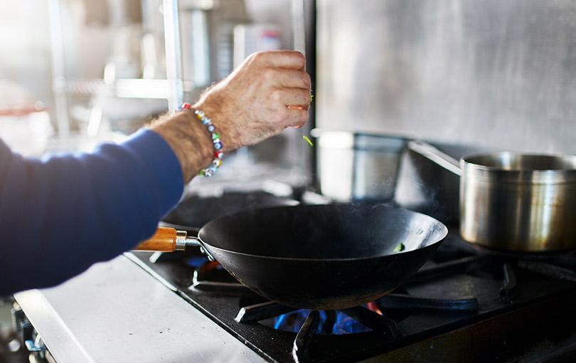 tenha mais rendimento na cozinha do seu restaurante com a rescaroli gás