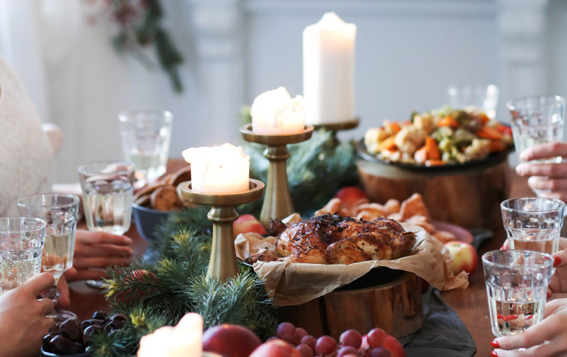 5 Receitas Super Deliciosas para Sua Ceia de Natal